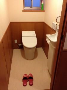 トイレ(ウォッシュレット)