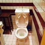 洋式トイレ(新天街ビル1階/居抜き)